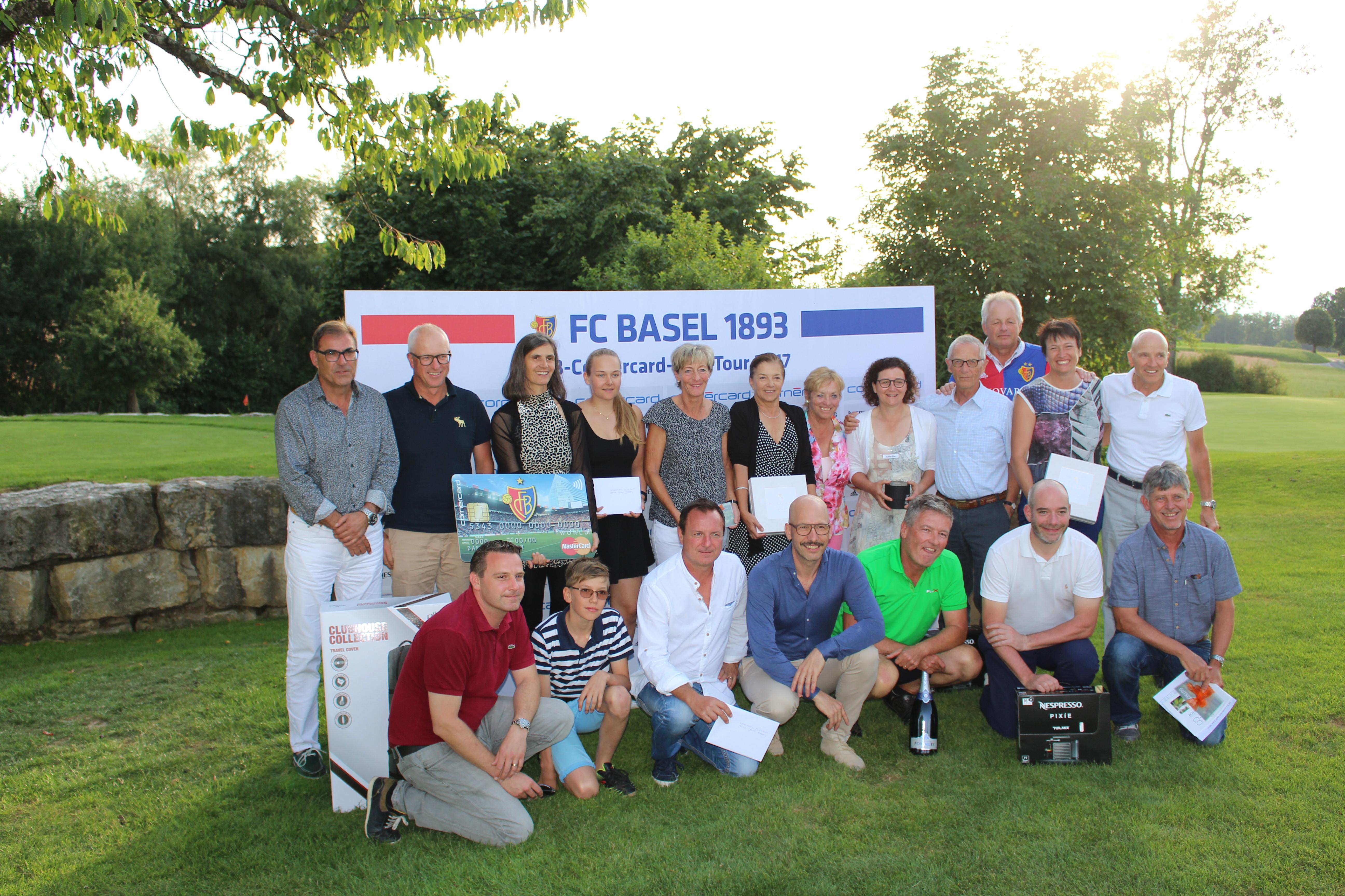 FCB Cornèrcard Golf Tour 2017 - 15.07.17
