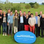 2. Hediger Elektro Golftrophy - 11.06.2016