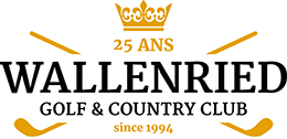 Golf Club Wallenried Logo