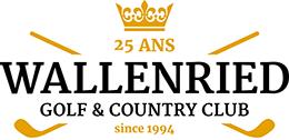 Golf Club Wallenried Logo